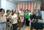 Parte del equipo de trabajo del Departamento de Publicaciones Científicas, CRAI, UPR. Foto: cortesía de la entrevistada