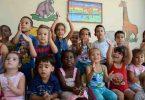 """""""Los niños son la esperanza del mundo"""", José Martí. Foto: ACN"""