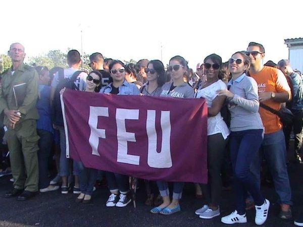 Federación Estudiantil Universitaria de la UPR felicita los trabajadores en su Día