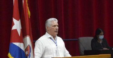 Elegido Miguel Mario Díaz-Canel Bermúdez Primer Secretario del Partido Comunista de Cuba