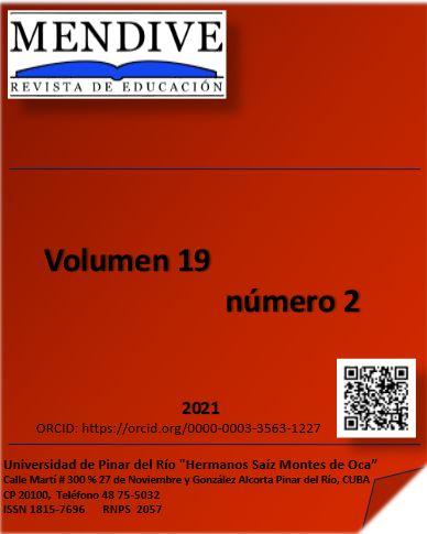Publican nuevo número de Revista Mendive