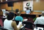 Ministra de Comercio Interior informa sobre distribución y otros pormenores de módulos alimenticios y donativos