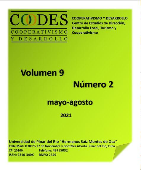Publicar último número de la Revista COODES